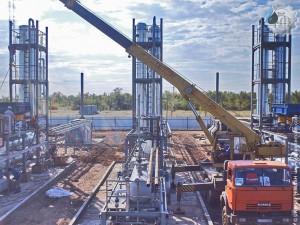 etapes de construction des mini raffineries