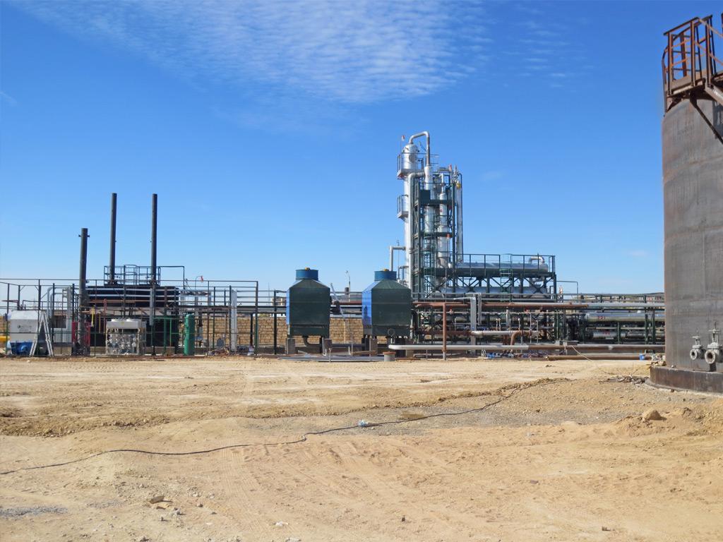 нефтепереработка в Казахстане
