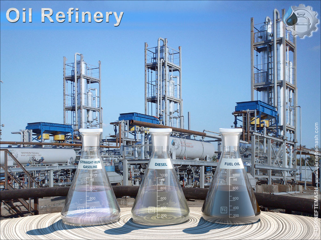 oil & gas refinery