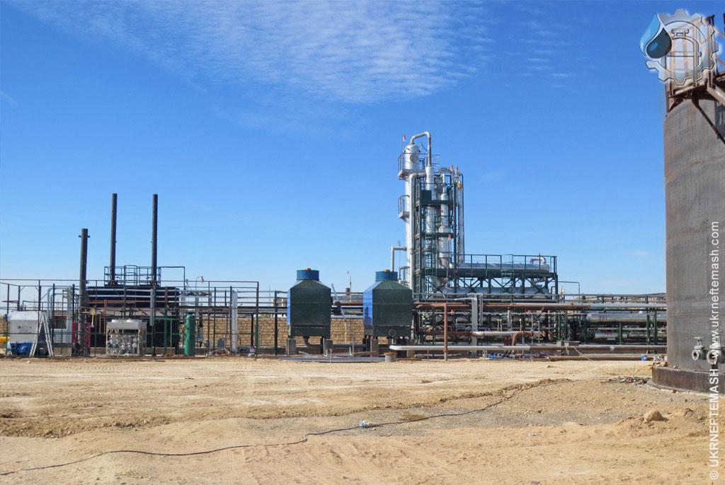 refining Kazakhstan