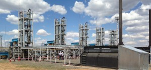 Установки переработки нефти