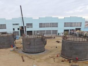Проектирование и строительство мини нефтеперерабатывающего завода в Казахстане