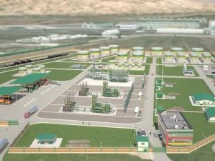 Проектирование  мини нефтеперерабатывающего завода в Таджикистане