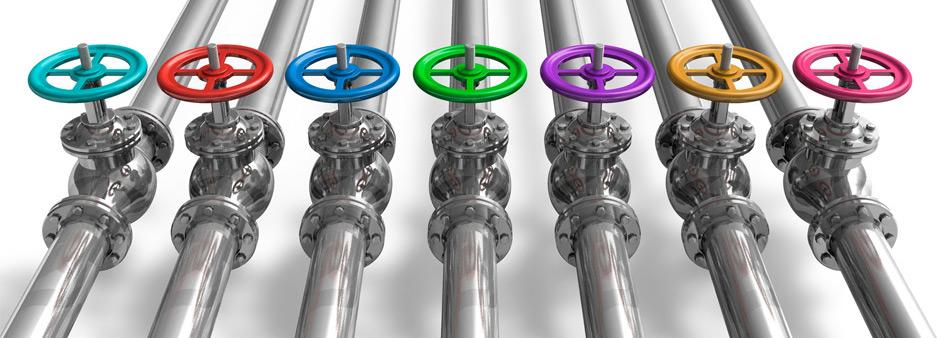 переработка нефти и газа