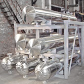готовое нефтегазовое оборудование на складе компании