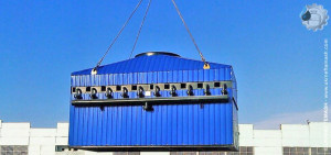 cooling towers production